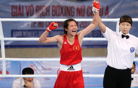 Boxing mang về suất dự Olympic Tokyo thứ 11 cho thể thao Việt Nam - Ảnh 1.
