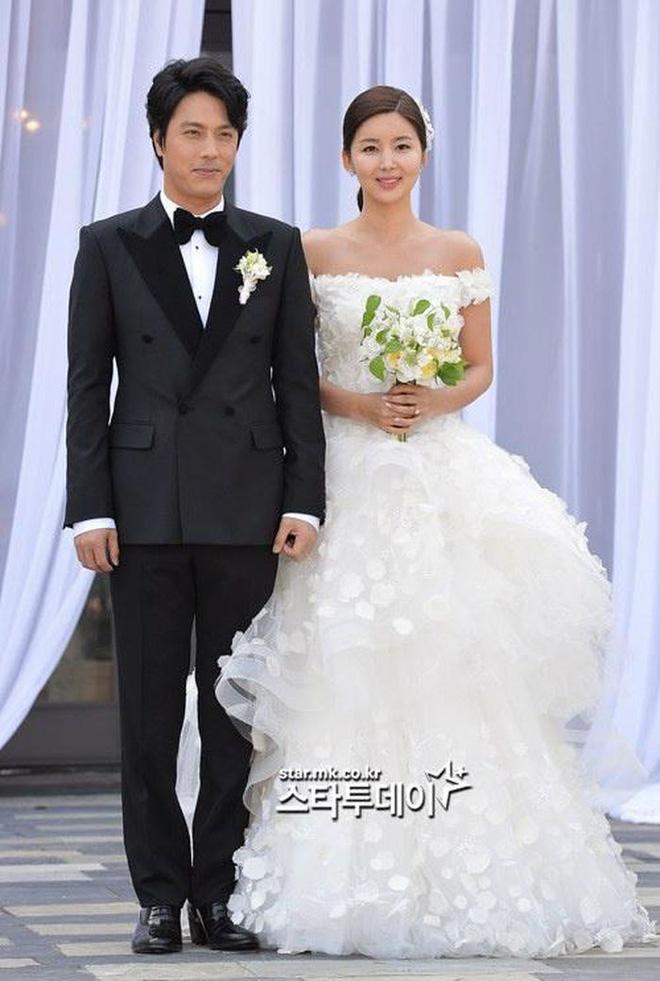 """""""Mợ út tài phiệt của Mine"""" Lee Bo Young: Hoa hậu bị gán mác tiểu tam, cự tuyệt tài tử Ji Sung rồi lại cùng chàng có kết đẹp như cổ tích - ảnh 20"""