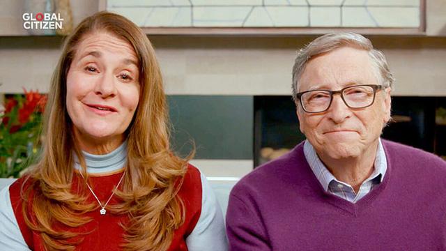 Bill Gates béo lên trông thấy hậu ly hôn - Ảnh 2.