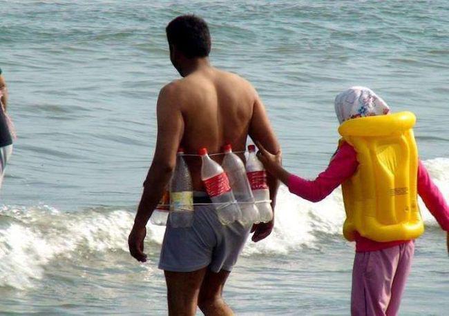 Giật mình khi vô tình bắt gặp hình ảnh oái oăm trên bãi biển - Ảnh 4.