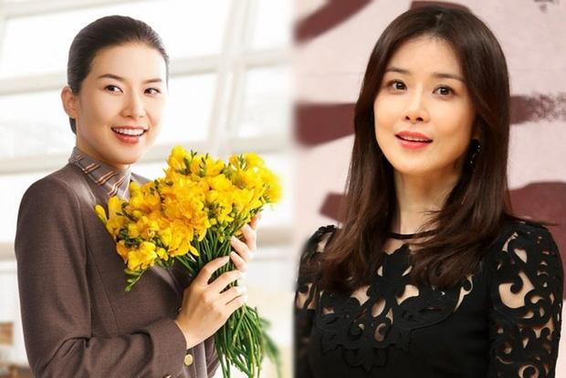 """""""Mợ út tài phiệt của Mine"""" Lee Bo Young: Hoa hậu bị gán mác tiểu tam, cự tuyệt tài tử Ji Sung rồi lại cùng chàng có kết đẹp như cổ tích - ảnh 5"""