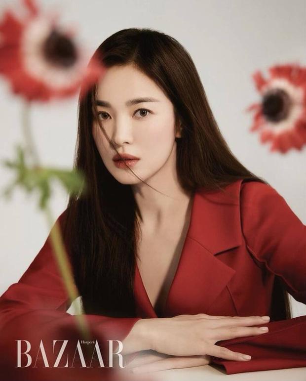 Tuyển tập phốt chấn động của Song Hye Kyo: Từ đại gia bao nuôi đến ngoại tình với bạn của chồng, sốc nhất lần cúi gập xin lỗi - Ảnh 5.