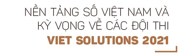 Thứ trưởng Bộ TTTT: Với Viet Solutions thời Covid, các đội thi nên nghĩ tới việc biến đau thương thành cơ hội! - Ảnh 5.