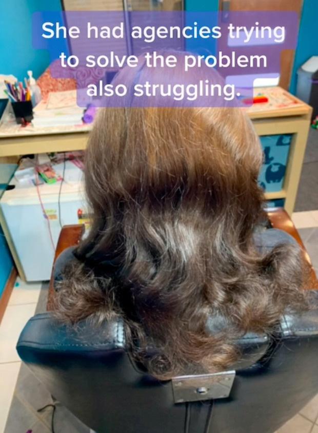 Mang mái tóc bẩn thỉu, lúc nhúc hàng ngàn con chấy đến phòng khám, cô gái khiến chuyên gia thảng thốt vì sốc và kết quả đáng kinh ngạc - Ảnh 7.