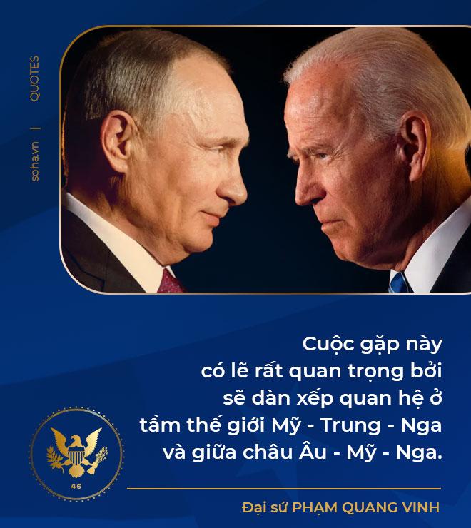 Tổng thống Biden công du châu Âu: Giải bài toán Trung Quốc, phép thử từ đồng minh và tính toán với nước Nga - Ảnh 6.