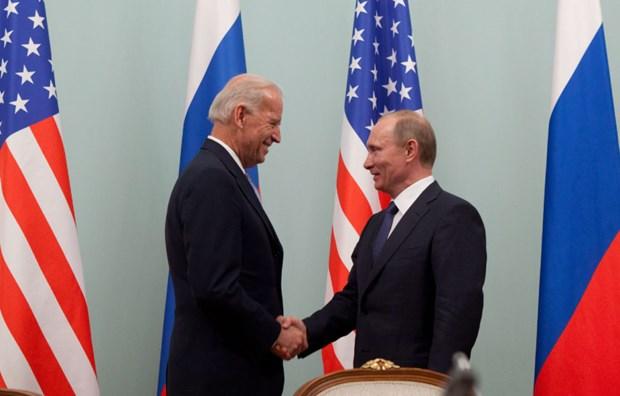 Trước thềm thượng đỉnh, Mỹ viện trợ quân sự cho Ukraine dằn mặt Nga - Ảnh 1.