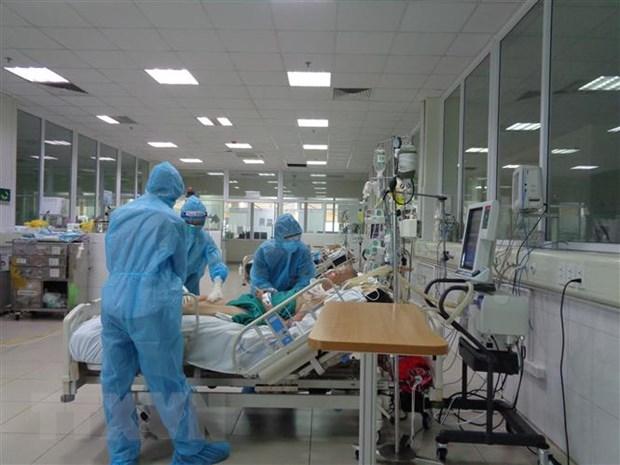 Nóng: 3 nhân viên dương tính, BV Bệnh nhiệt đới TPHCM tạm phong tỏa nội bất xuất, ngoại bất nhập - Ảnh 1.