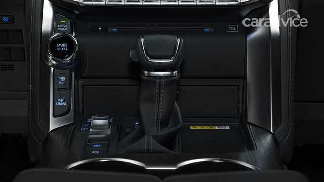 Soi từng ngóc ngách Toyota Land Cruiser 2022 vừa ra mắt: Hoàn thiện đỉnh cao, độ sang tiệm cận Lexus LX 570 - Ảnh 12.