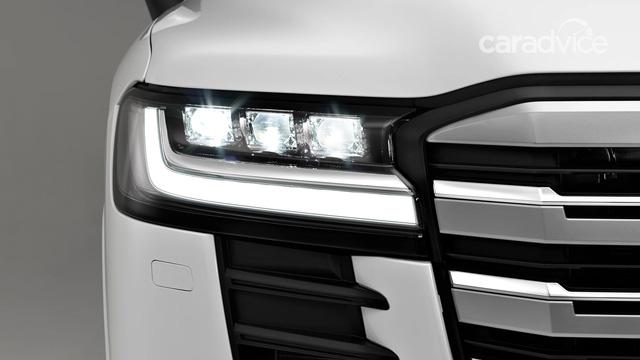 Soi từng ngóc ngách Toyota Land Cruiser 2022 vừa ra mắt: Hoàn thiện đỉnh cao, độ sang tiệm cận Lexus LX 570 - Ảnh 6.