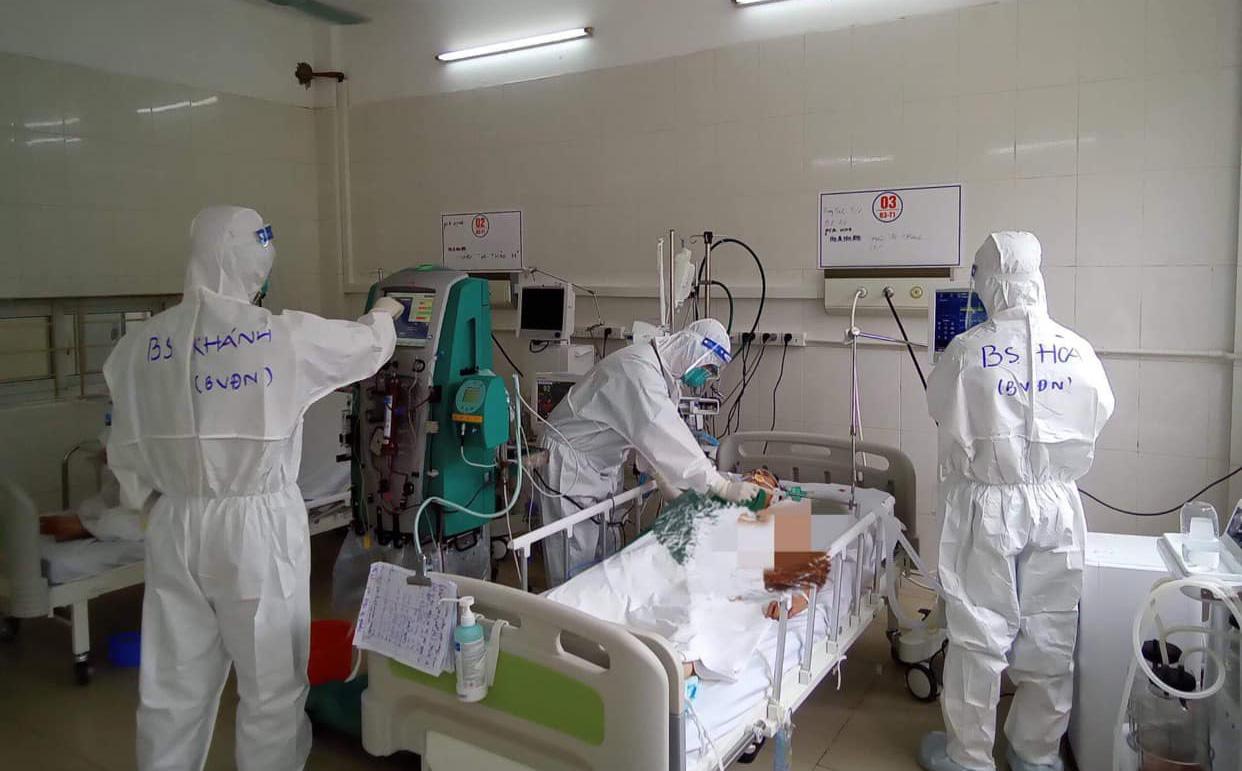 Tin vui: Bệnh nhân 31 tuổi bị Covid-19 nặng đã cai máy thở, rút ống nội khí quản thành công