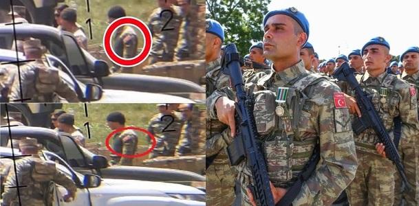 NÓNG: Lộ bằng chứng lính Thổ thâm nhập biên giới Armenia, Biên phòng Nga liệu có để yên? - Ảnh 1.
