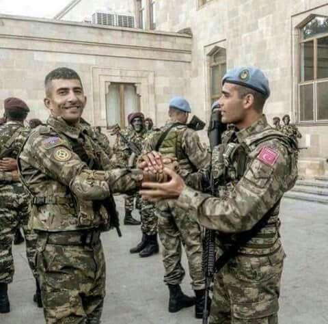 NÓNG: Lộ bằng chứng lính Thổ thâm nhập biên giới Armenia, Biên phòng Nga liệu có để yên? - Ảnh 2.