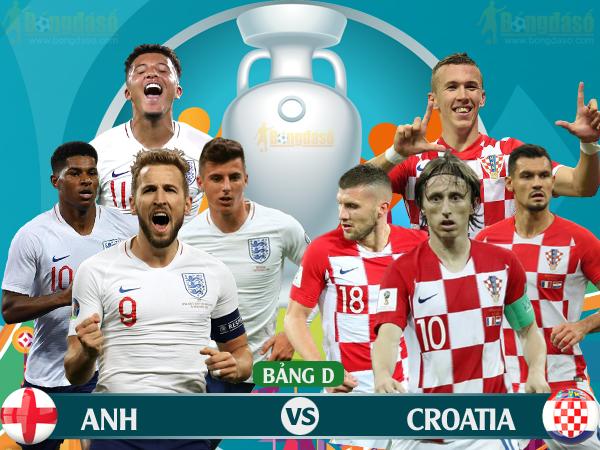 Anh - Croatia: Tam Sư phục hận - Ảnh 1.