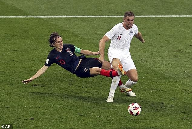 Anh - Croatia: Tam Sư phục hận - Ảnh 2.