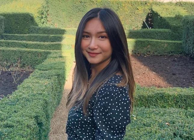 Con gái tài tử 'Thiên long bát bộ' dự thi Hoa hậu Hồng Kông - ảnh 3
