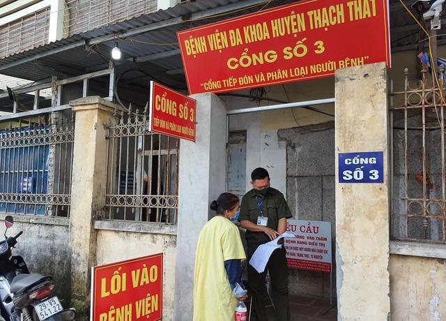 Sợ COVID-19 không đi khám, tự mua thuốc qua mạng, một người ở Hà Nội tử vong - Ảnh 1.