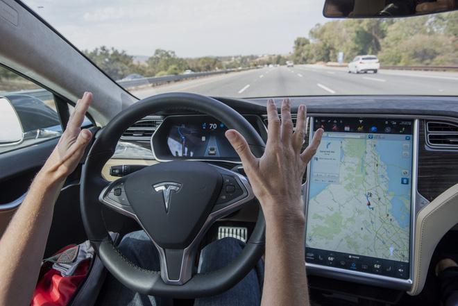 Giấc mơ xe hơi thực sự biết tự lái còn xa lắm? - Ảnh 1.