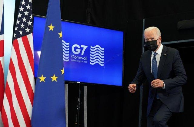 Ông Biden châm biếm sâu cay ông Putin trước giờ G, chỉ đồng thuận một điều đáng buồn - Ảnh 1.
