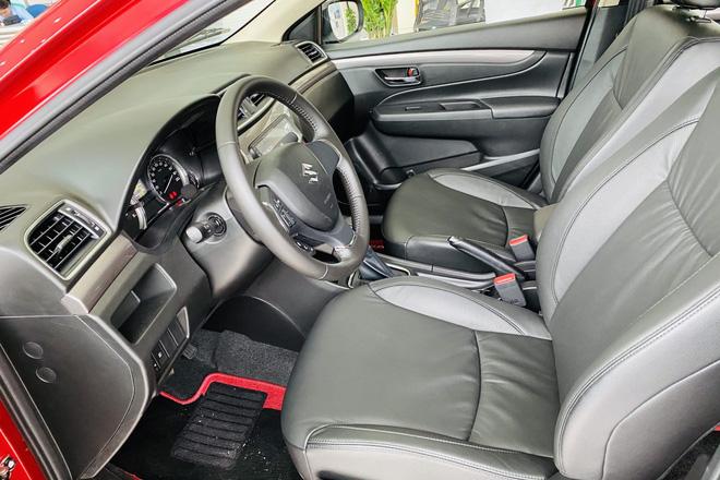 Suzuki Ciaz giảm giá 70 triệu tại đại lý: Chỉ hơn Kia Morning 25 triệu đồng, cạnh tranh Toyota Vios bản dịch vụ - Ảnh 4.