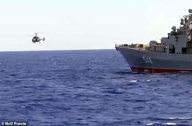 Video cuộc tập trận rầm rộ quy mô lớn của Nga trước thượng đỉnh Putin - Biden - ảnh 5