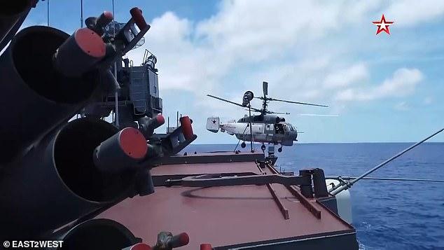 Video cuộc tập trận rầm rộ quy mô lớn của Nga trước thượng đỉnh Putin - Biden - ảnh 7