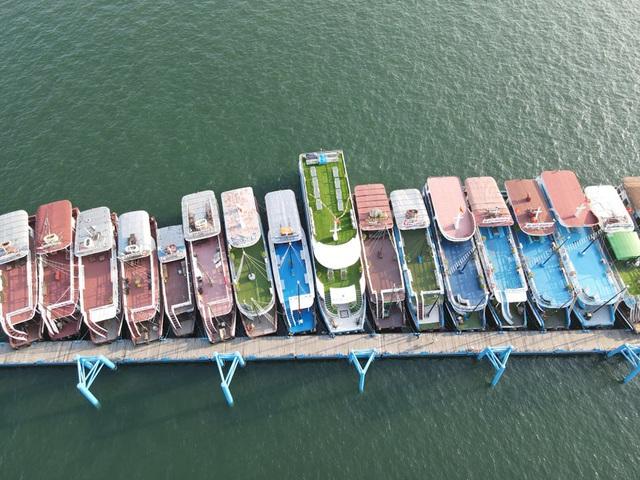 Dàn tàu du lịch hơn 500 chiếc trị giá hàng nghìn tỷ tại Hạ Long đắp chiếu, doanh nghiệp cầu cứu Thủ tướng - Ảnh 7.