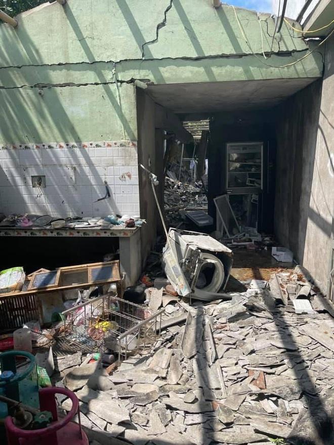 Yên Bái: Đến nhà bố mẹ vợ chơi, nam thanh niên tử vong sau tiếng nổ lớn dưới bếp - Ảnh 2.