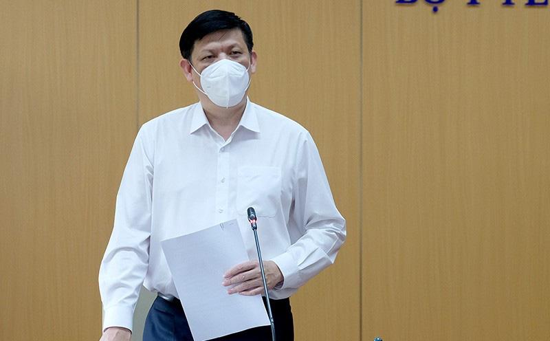Bộ trưởng Bộ Y tế Nguyễn Thanh Long: Việt Nam thực hiện chiến dịch tiêm chủng lớn nhất trong lịch sử