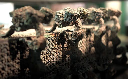 'Ngũ đại cổ vật' không thể sao chép của Trung Quốc: Được định giá không dưới 1 tỷ NDT