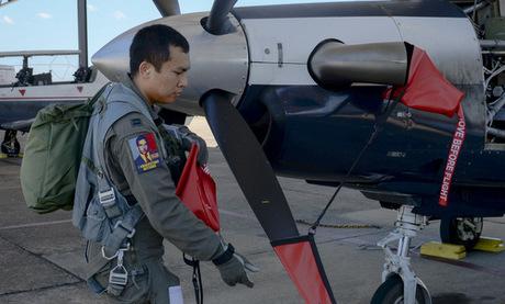 Máy bay quân sự hiện đại Không quân Việt Nam vừa mua từ Mỹ: Đột phá lớn và hết sức đặc biệt - Ảnh 4.