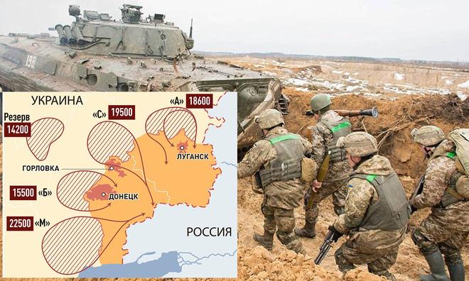 Kết quả hội đàm Putin-Biden là ngã rẽ đen tối với Kiev, QĐ Ukraine sẽ gặp khó ở Donbass? - Ảnh 5.
