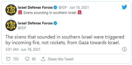 Israel báo động Đỏ, toàn bộ lực lượng phòng không sẵn sàng nghênh chiến rocket của Hamas - Điều lo sợ đã thành sự thật - Ảnh 1.
