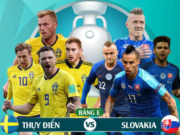 Thụy Điển - Slovakia: Vé đầu tiên gây sốc? - Ảnh 1.