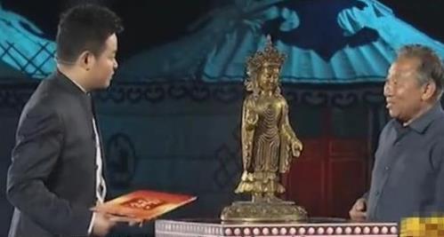 Ông chú mang tượng Phật gia truyền đi kiểm định, bị xác nhận là đồ giả: Buông 1 câu khiến cả trường quay tâm phục khẩu phục - Ảnh 1.
