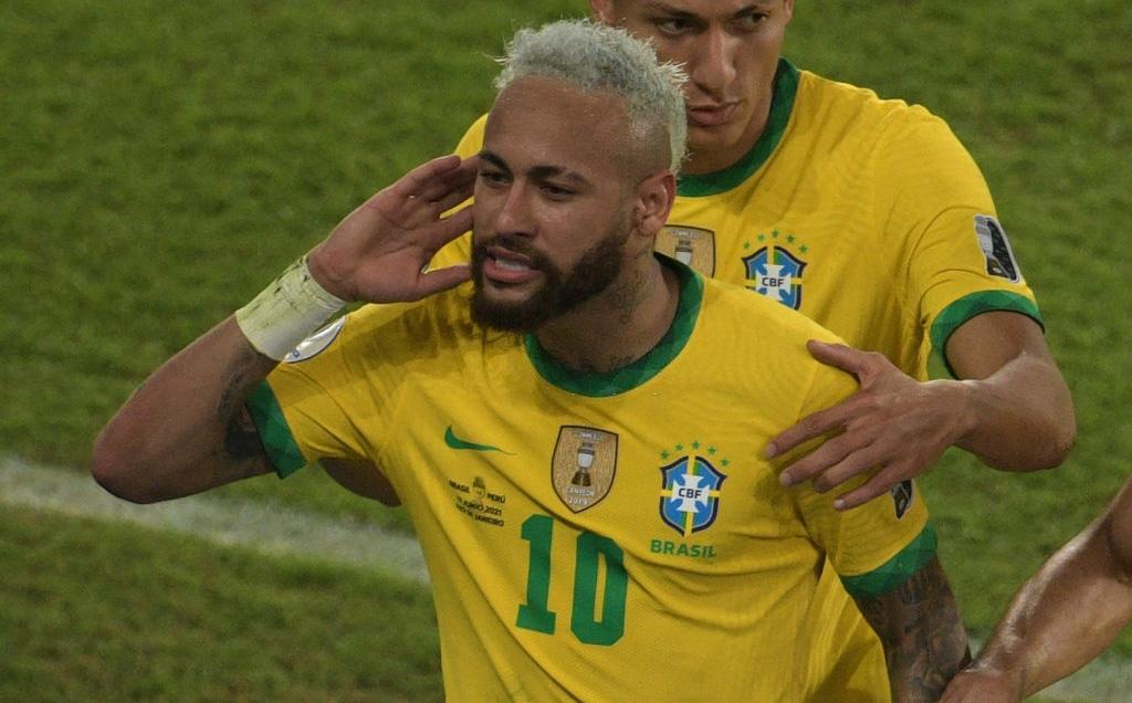 Copa America: Neymar ghi bàn không nghỉ, Brazil thể hiện sức mạnh hủy diệt