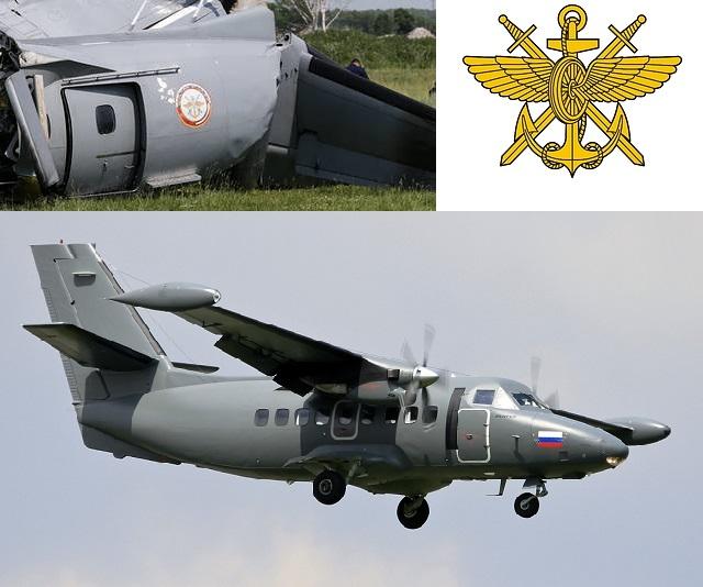 Vụ máy bay L-410 Nga rơi: Bí mật ẩn chứa tại hiện trường - Ảnh 3.