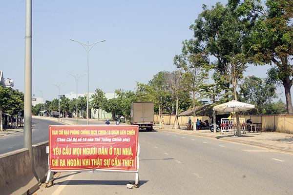 Xe chở tài xế mắc COVID-19 chạy thẳng vào Đà Nẵng vì qua chốt kiểm soát không có ai chặn - Ảnh 3.