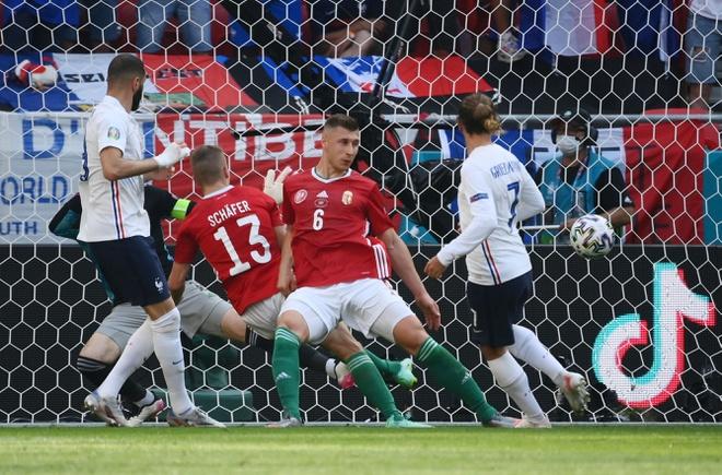 Pháp ôm hận ở trận đấu dễ nhất bảng tử thần, Ronaldo và tuyển Đức khấp khởi mừng thầm - Ảnh 5.