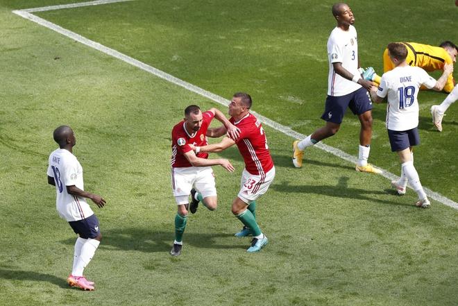 Pháp ôm hận ở trận đấu dễ nhất bảng tử thần, Ronaldo và tuyển Đức khấp khởi mừng thầm - Ảnh 2.