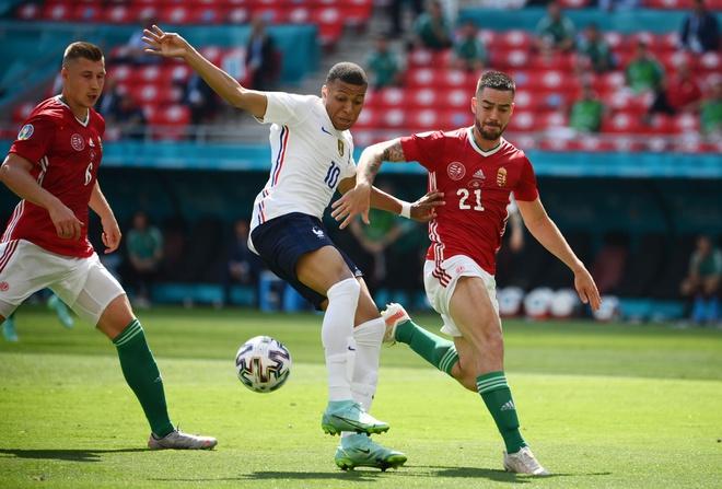 Pháp ôm hận ở trận đấu dễ nhất bảng tử thần, Ronaldo và tuyển Đức khấp khởi mừng thầm - Ảnh 1.