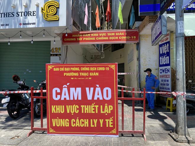 Quận Bình Tân thiết lập vùng phong tỏa từ 0 giờ ngày 20/6; Bí thư Nguyễn Văn Nên đặt vấn đề nâng cao mức giãn cách xã hội tại TP.HCM - Ảnh 2.