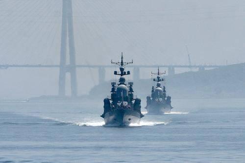 Tàu chiến Nga xộc thẳng tới khu vực Mỹ thị uy tên lửa  - Phi công Trung Quốc bị bắn hạ bởi đối thủ bất ngờ - Ảnh 1.