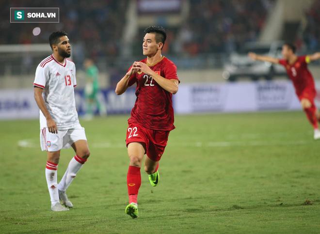Ngó lơ ĐT Việt Nam, hậu vệ tuyển UAE chọn ra đối thủ quan trọng nhất tại vòng loại World Cup - Ảnh 1.