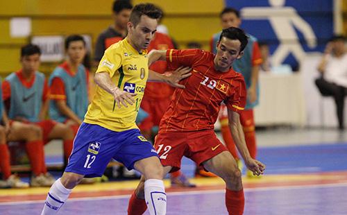 Chuyên gia: ĐT Việt Nam từng thắng Brazil, nhưng ở World Cup thì đừng nên