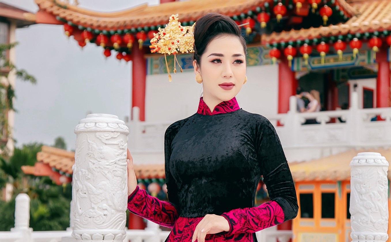 Cuộc sống của Á hậu Đỗ Minh Châu sau 2 năm đăng quang