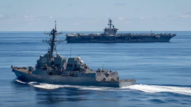 Siết chặt gọng kìm bao vây Trung Quốc ở Biển Đông: Mỹ thành lập lực lượng đặc biệt - Ảnh 1.