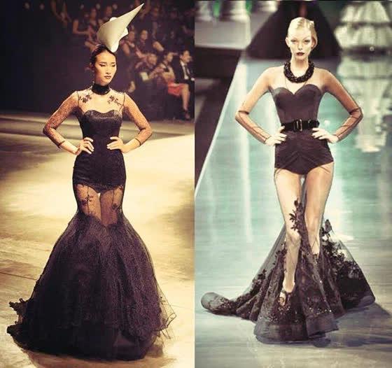 Chê áo hàng hiệu 23 triệu chẳng khác gì áo 196k mình bán, NTK Đỗ Mạnh Cường bị bóc lại phốt đạo nhái váy Dior - Ảnh 2.