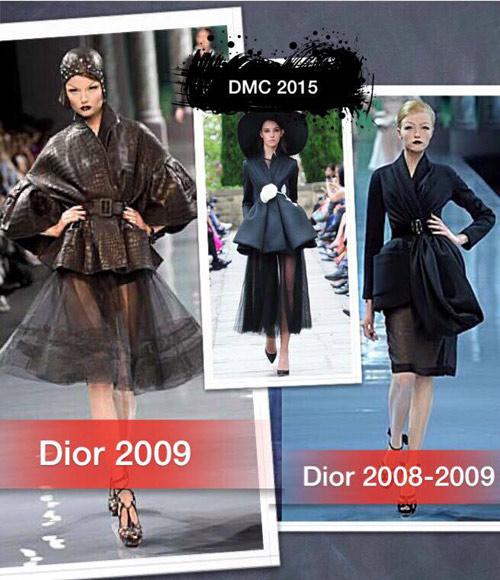 Chê áo hàng hiệu 23 triệu chẳng khác gì áo 196k mình bán, NTK Đỗ Mạnh Cường bị bóc lại phốt đạo nhái váy Dior - Ảnh 4.