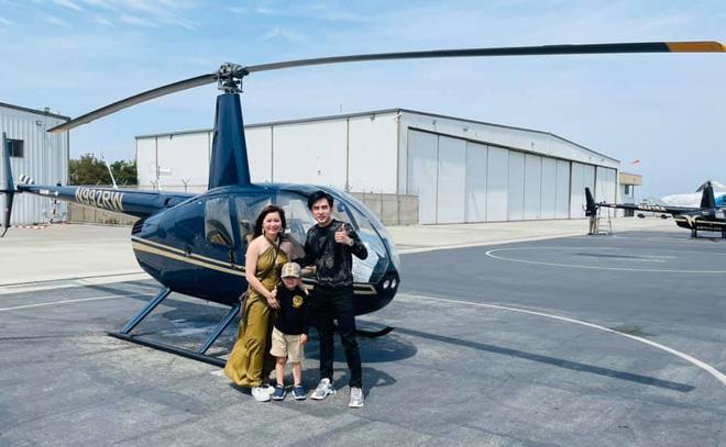 Rich kid ở Mỹ kiểu quý tử nhà Đan Trường: Đi trực thăng dạo phố, mê siêu xe và tận hưởng cuộc sống chuẩn giới thượng lưu - Ảnh 6.