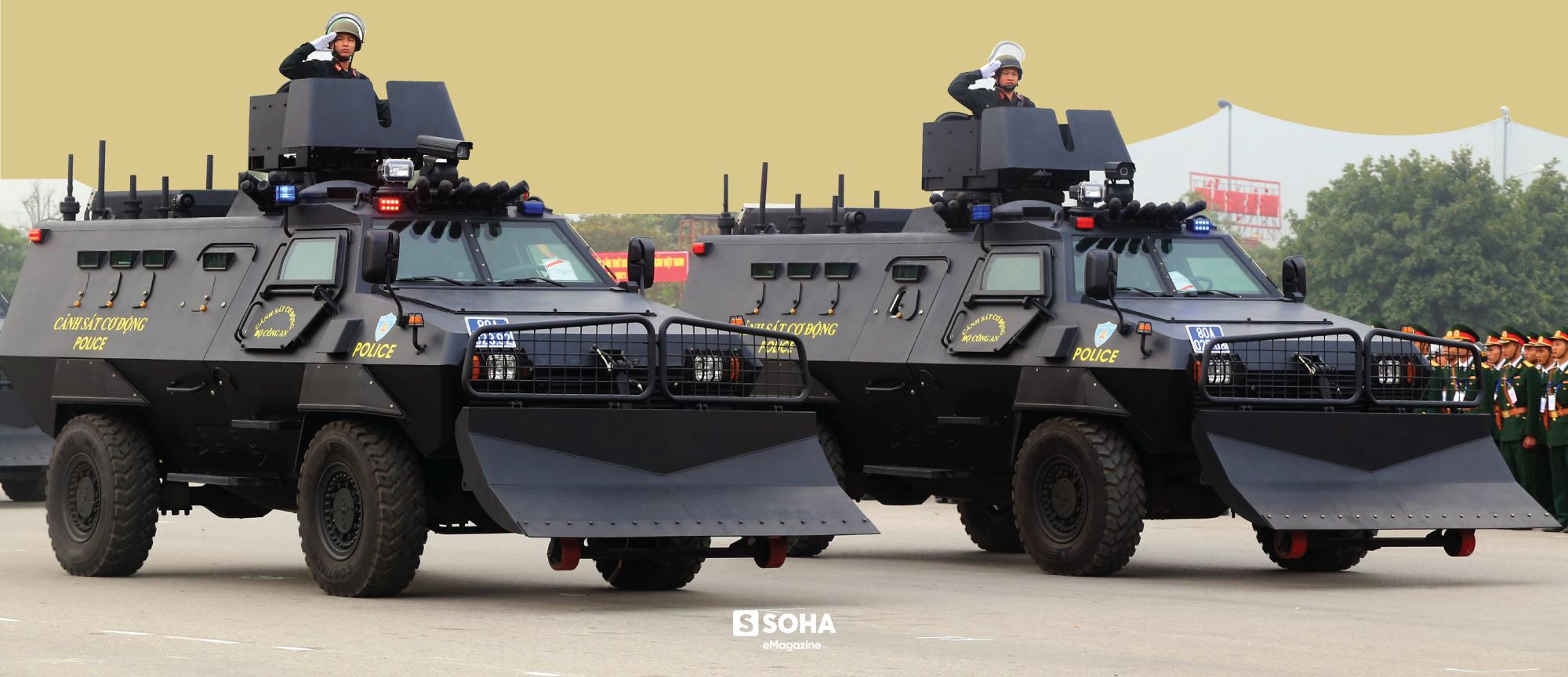 """Trung tướng Phạm Quốc Cương: """"Cảnh sát cơ động sẽ được trang bị máy bay, tàu thủy"""" - Ảnh 1."""